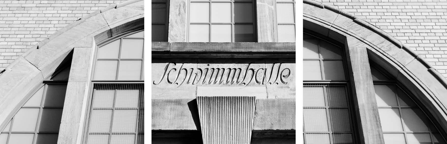 Schwimmhalle – Roman Pretot, Serien-Nr.: 361-020